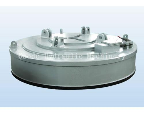 Lifting Electromagnet Oval Shaped Magnet Lifter Lifting Magnet